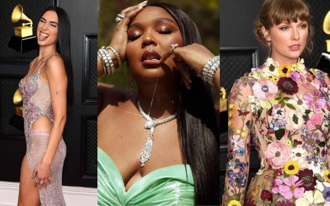 Copie as 4 makes mais babadeiras do Grammy 2021