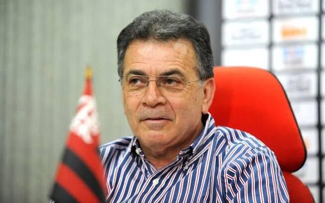 Paulo Pelaipe deixou o Flamengo