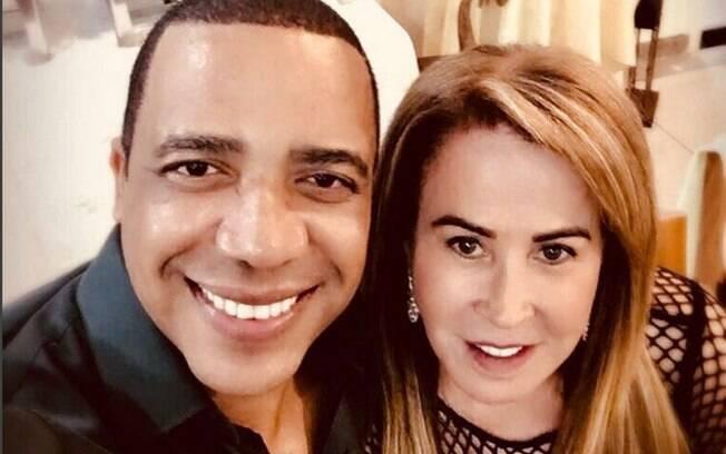 Zilu Camargo e Marco Antônio: relacionamento chegou ao fim após três meses juntos