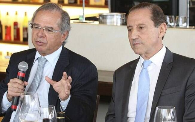paulo guedes e skaf