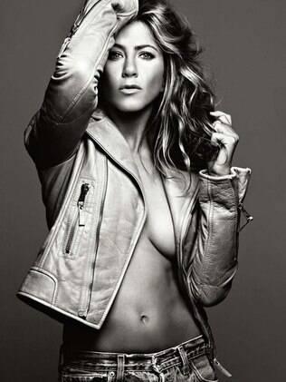 Jennifer Aniston desbancou estrelas como Cameron Diaz, Halle Berry e Blake Lively