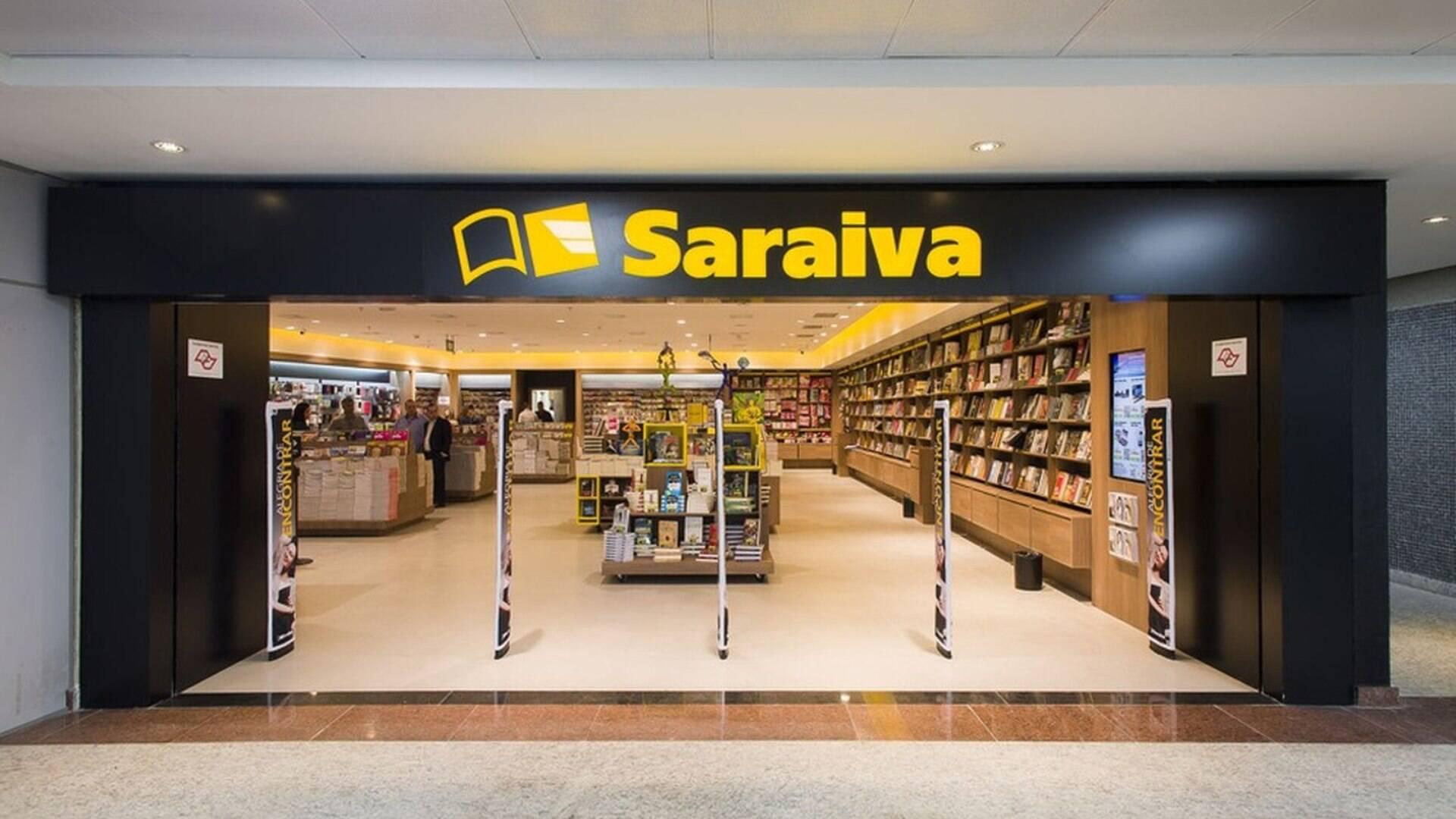 Livraria Saraiva encerra atividades em sete lojas no Brasil ...