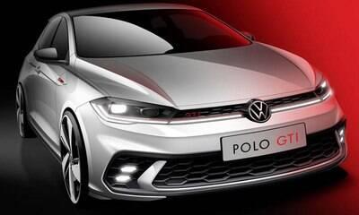 VW revela imagem do novo Polo GTI 2022
