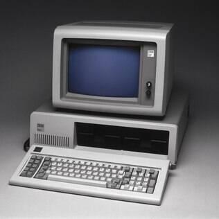 O 5150 PC, criado pela IBM, inaugurou era dos PCs em 1981