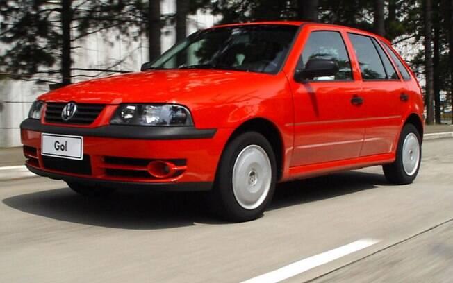 VW Gol foi pioneiro em algumas tecnologias no Brasil, como ter sido o primeiro flex, em 2003