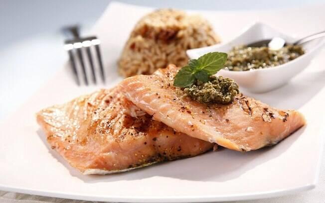Clique na foto e veja uma lista com 26 receitas com salmão