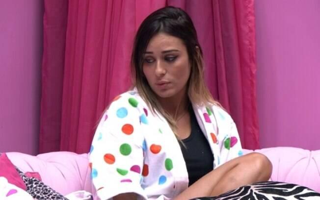 """""""Os humilhados serão exaltados"""", diz Letícia para Tatiele"""
