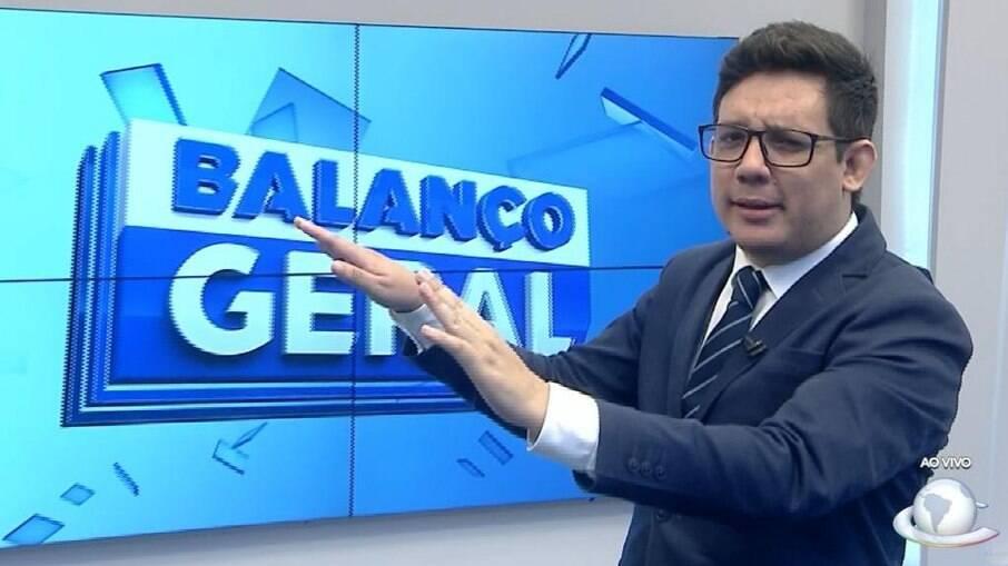 Erlan Bastos tem programa mais assistido de afiliada da Record TV