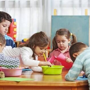 Prefeituras fecham salas de educação integral para criar vaga no ensino infantil