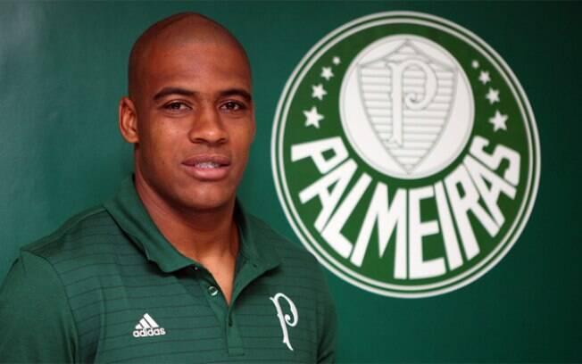 Jailson é o nome goleiro do Palmeiras