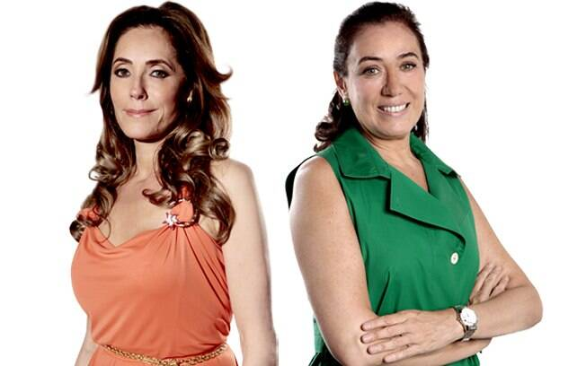 Tereza Cristina e Griselda