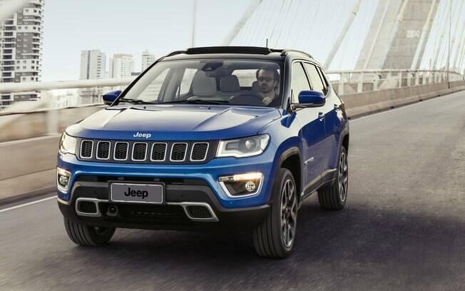 Jeep Compass 2018: SUV de sucesso faz parte do que a FCA tem de melhor entre os modelos disponíveis no mercado