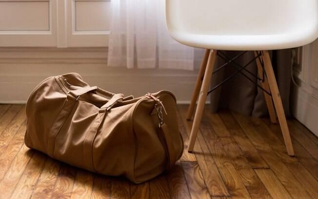 Aprenda a organizar a bagagem sem dificuldade!