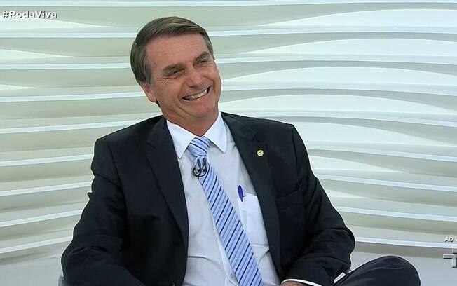 Bolsonaro no Roda Viva aparece na 6ª posição do top 10 vídeos mais vistos no YouTube Brasil em 2018