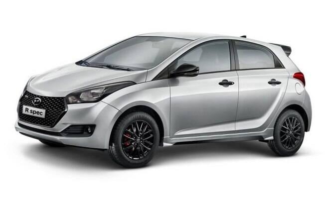 O início das vendas da edição limitada do Hyundai HB20 está previsto para fevereiro, saindo por R$ 64.990