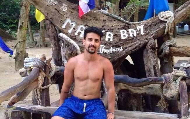 Fernando Vieira Campello havia desaparecido na sexta-feira após ir a um bar com um grupo de brasileiros na Ilha de Gili Trawangan, Indonésia