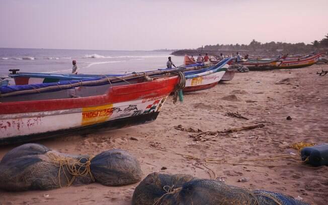 Lugares para viajar em 2019: Pondicherry, Índia