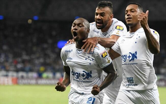 Cruzeiro se classificou em primeiro no Grupo B