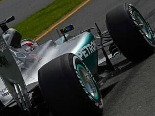 Lewis Hamilton venceu o Grande Prêmio da Austrália