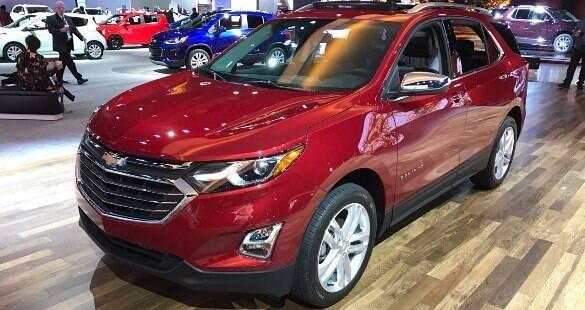 GM deve trazer o SUV Equinox ao Brasil para entrar no lugar do Captiva. Saiba mais