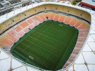 Arena Amazônia receberá quatro jogos durante a Copa do Mundo de 2014