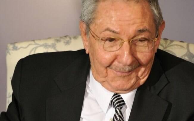 Raúl Castro foi bloqueado no Twitter