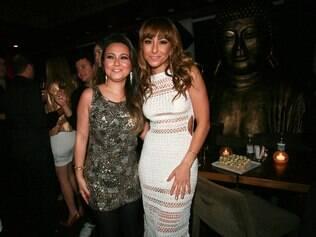 c9d195952fcc1 Saia justa  Sabrina Sato e modelo usam vestidos iguais em festa - Gente - iG