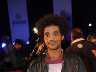 Luis Arnaldo ganhou um pôster do Ney Matogrosso e prêmio em dinheiro