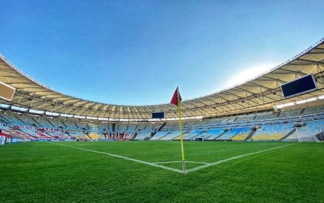 Prefeitura definiu que estádios poderão voltar a receber público no Rio