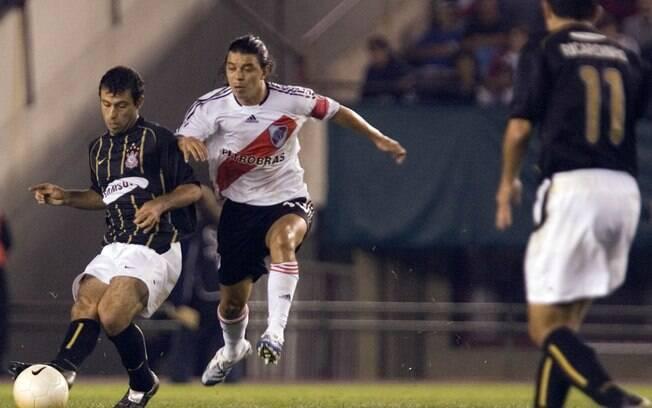 Corinthians x River Plate em 2006
