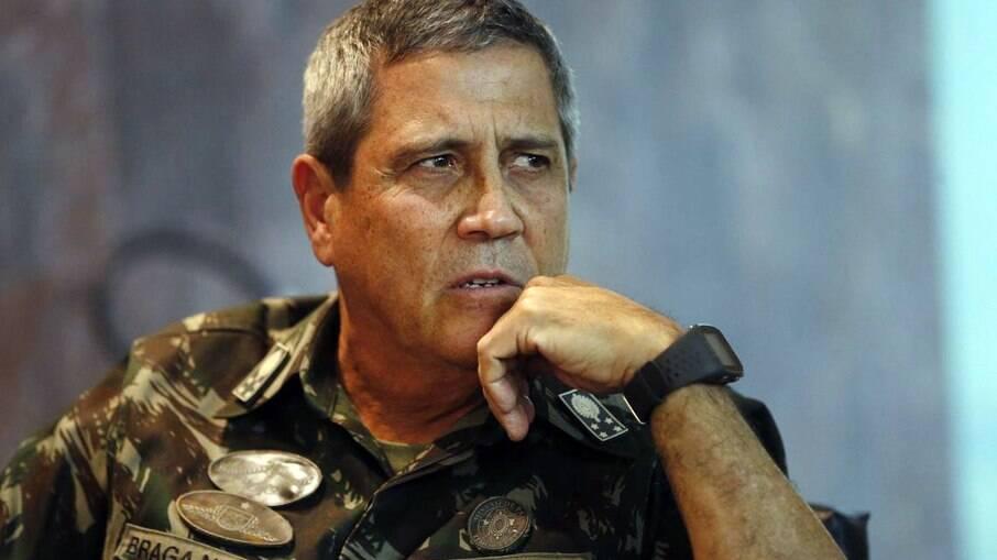 CPI da Covid estuda indiciar general Braga Netto no relatório final