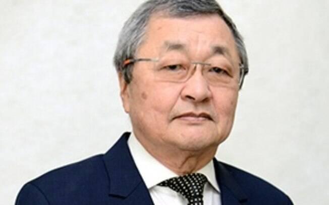 Presidente do Cremesp, Mario Jorge Tsuchiya