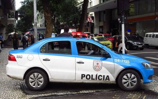 Operação é feita pela polícia militar do Rio