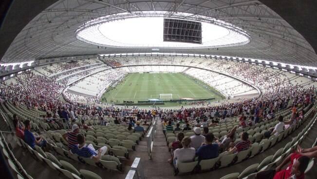 Conheça sedes e estádios da Copa do Mundo