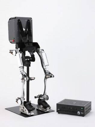 O PowerLoader Light permitirá a pessoa que o veste se deslocar a uma velocidade de 8 km/h e contará com uma potência de carga de 10kg