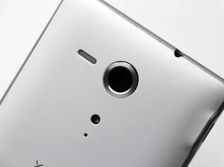 Câmera traseira do Xperia SP, de 8 megapixels, cumpre bem o seu papel