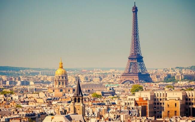 Os destinos europeus são os que mais aparecem na lista de indicação dos turistas e Paris, na França, é o mais elogiado