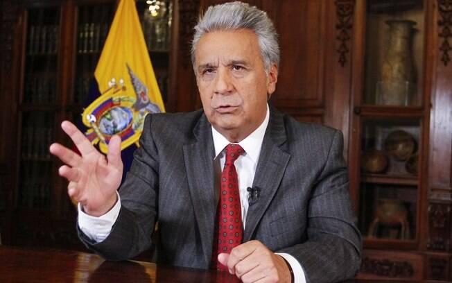 Presidente equatoriano declarou estado de exceção para manter população em segurança