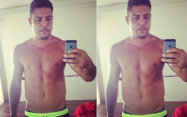 Ronaldo: #medidacerta
