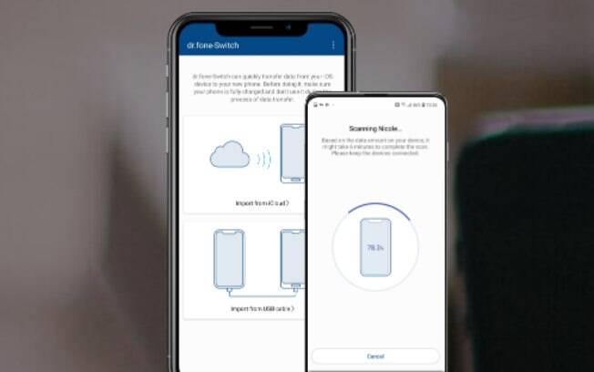 Transferir os dados de Iphone para Android fica fácil com a ajuda de softwares