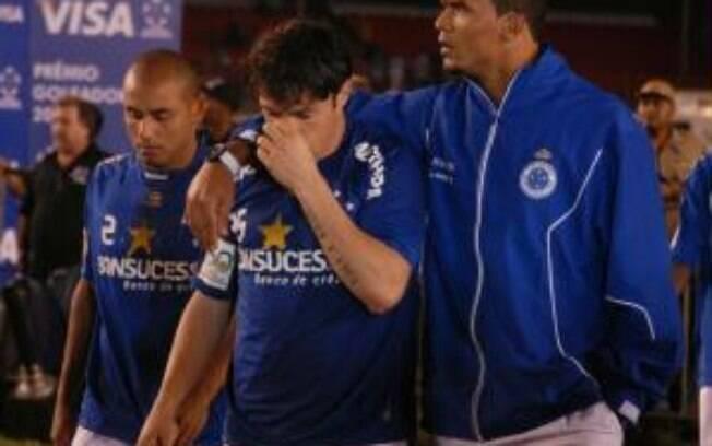 O ano de 2009 do Cruzeiro ficou marcado pela derrota na final da Libertadores para o Estudiantes em pleno Mineirão