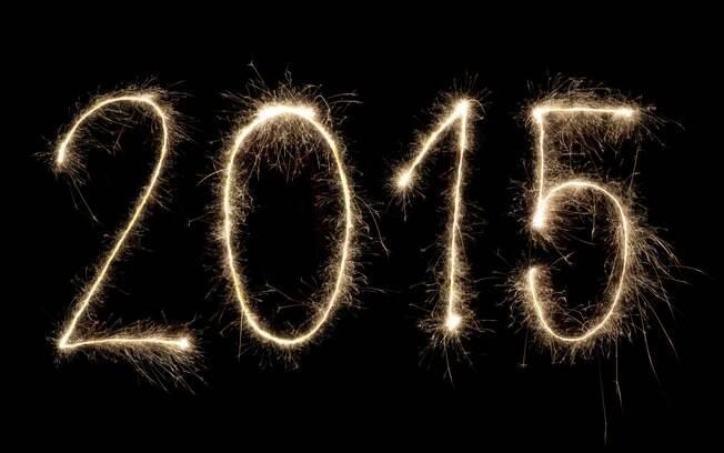 2015: mudança de ano renova desejos e estimula a esperança