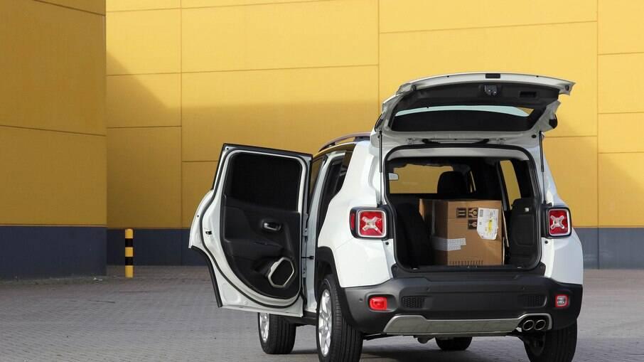 Jeep Renegade Van: versão feita para levar carga acaba sendo um utilitário que pode vir com motor turboodiesel