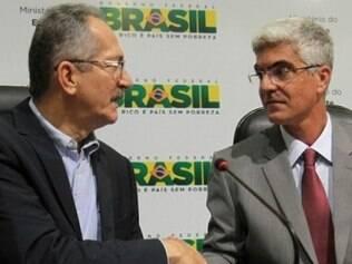 Antônio Nascimento, secretário nacional de futebol e defesa do consumidor, do Ministério do Esporte, anunciou o plano.