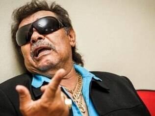 Em último show, José Rico se apresentou com dores