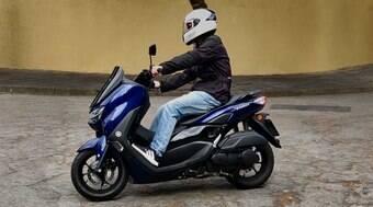Andamos uma semana com o scooter Yamaha NMax 2021; confira