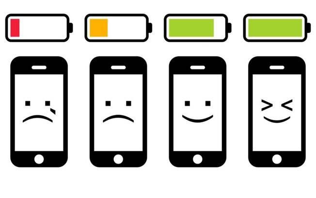 Com medidas simples é possível economizar a bateria do celular