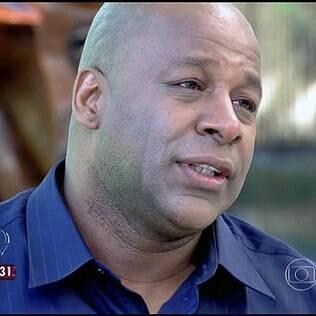 Aílton Graça se emociona com depoimento de Drica Moraes no 'Mais Você'