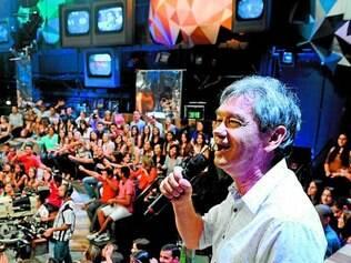 Credibilidade. Serginho Groisman consegue segurar seu público com carisma e inteligência