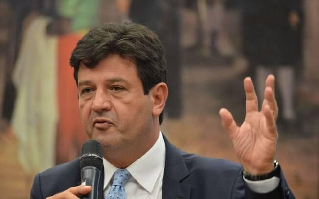 Luiz Henrique Mandetta, agora ex-ministro da Saúde